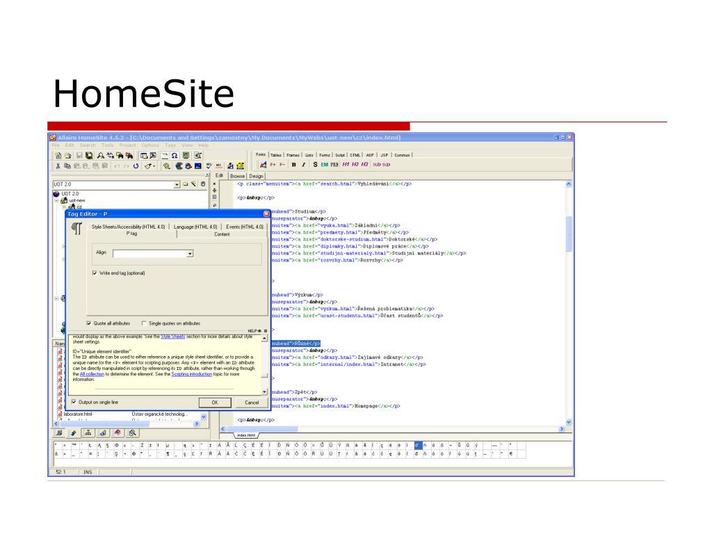 HomeSite