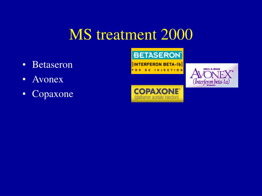 MS treatment 2000