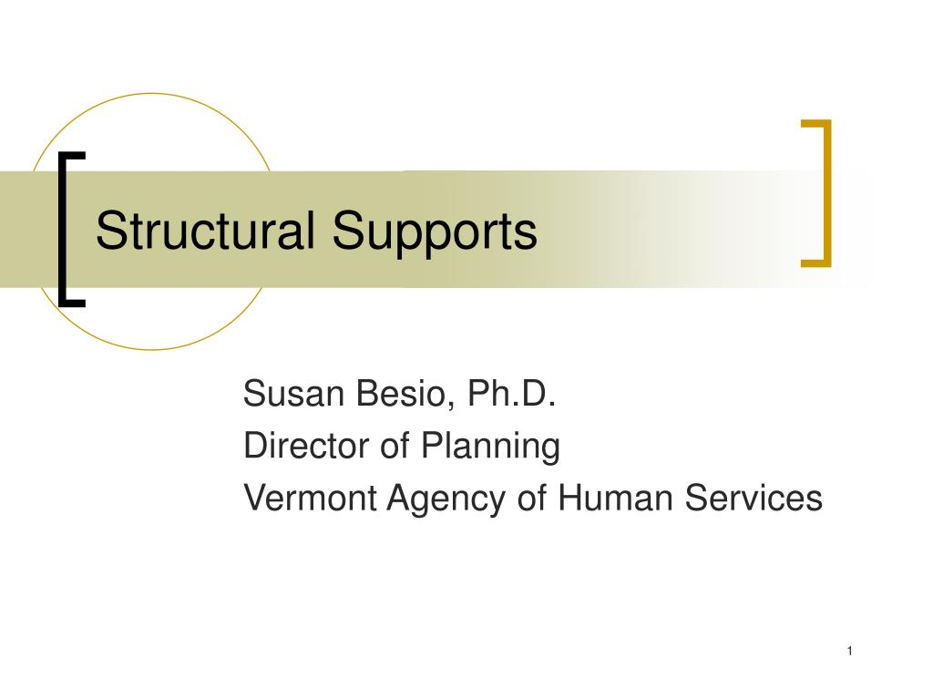 Structural Supports