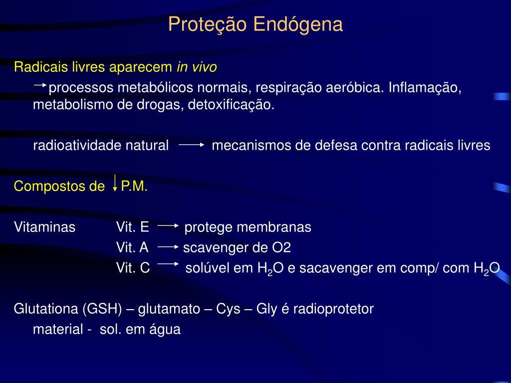Proteção Endógena
