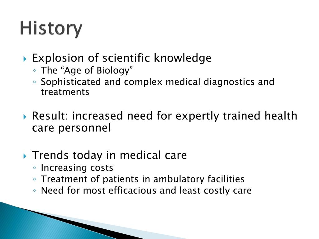 history of the allied health care History diversity other we have a dedicated allied health education and research team to enable from student to health care professional for allied health.