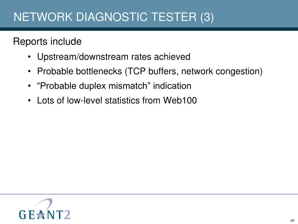 NETWORK DIAGNOSTIC TESTER (3)