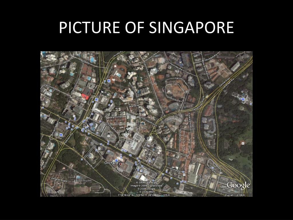 PICTURE OF SINGAPORE
