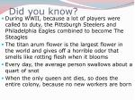 did you know64