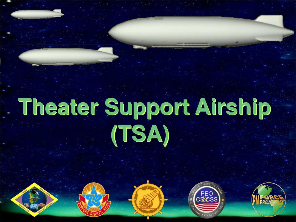 Theater Support Airship