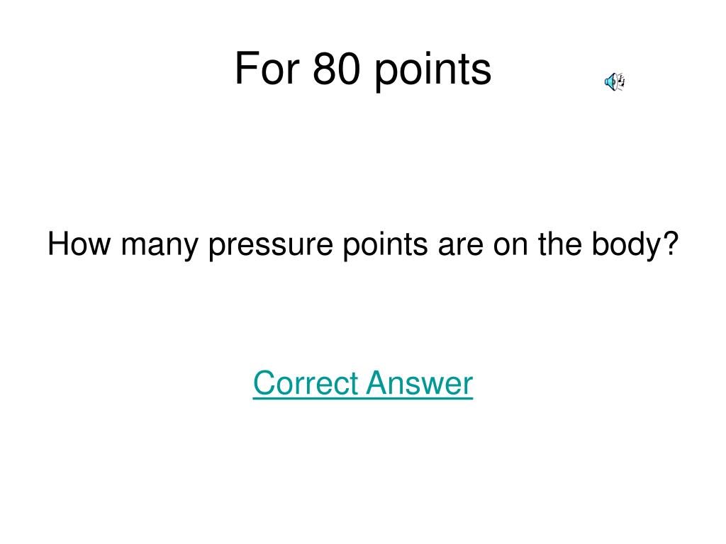 For 80 points