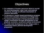 objectives15