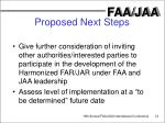proposed next steps14