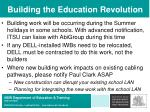building the education revolution30