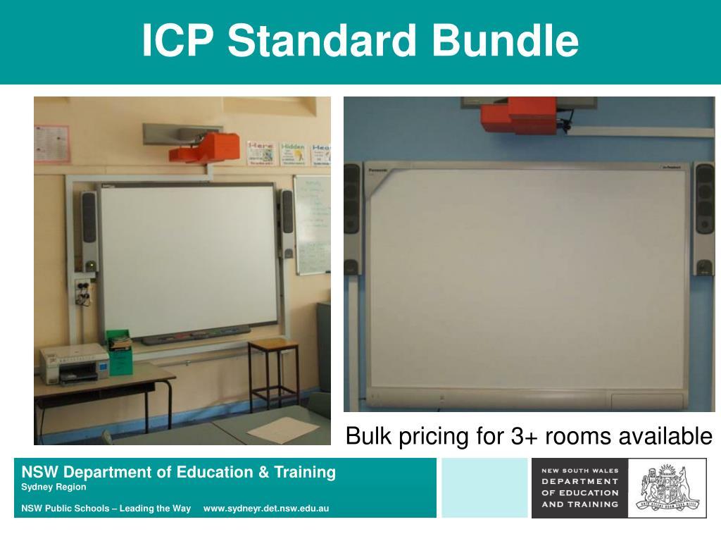 ICP Standard Bundle
