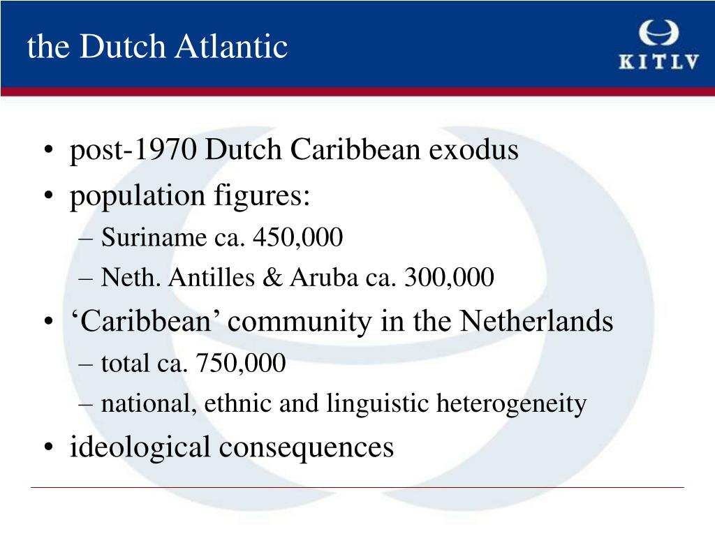 the Dutch Atlantic