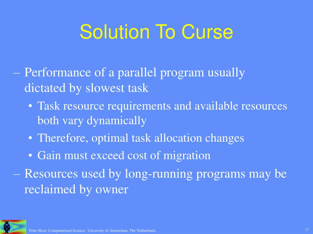 Solution To Curse