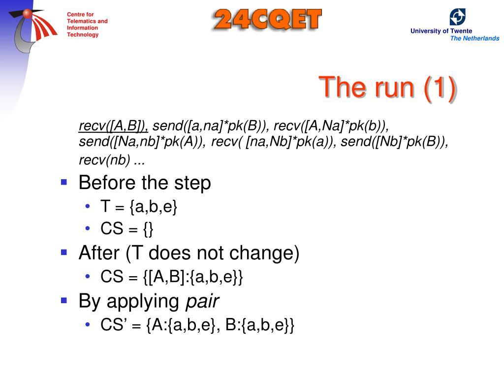 The run (1)