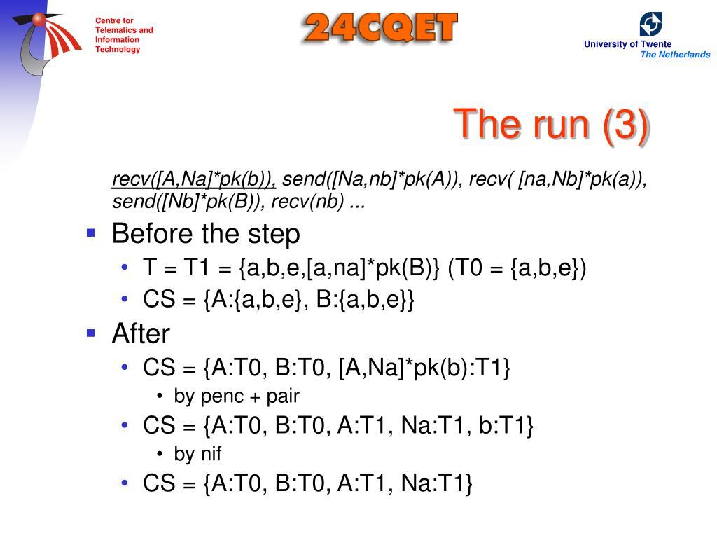 The run (3)