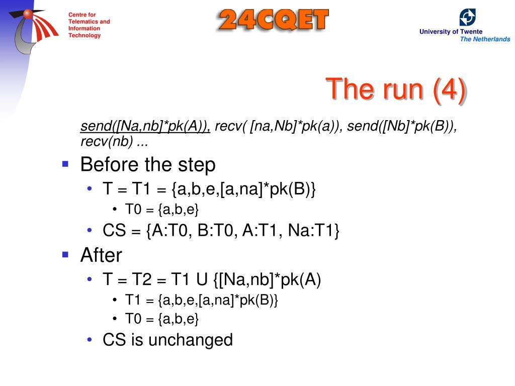 The run (4)