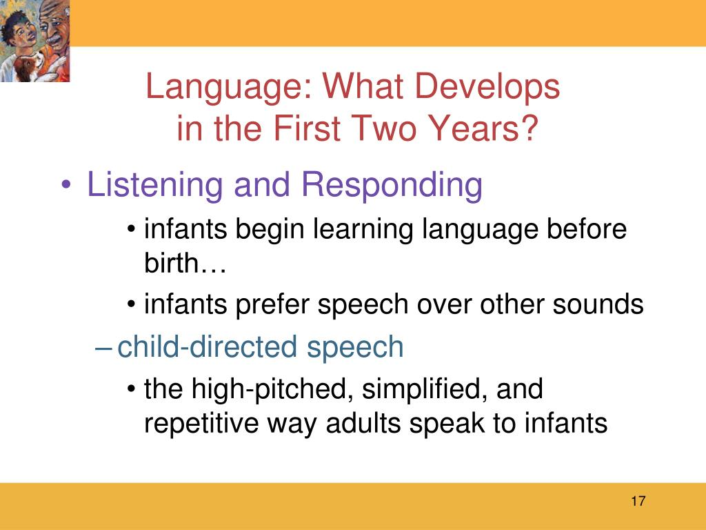 Language: What Develops