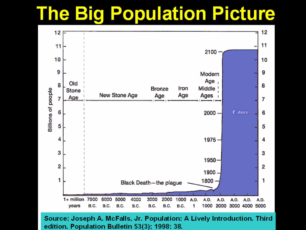 The Big Population Picture