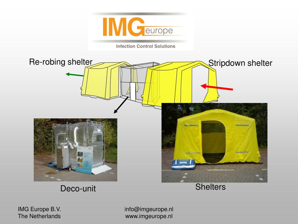 Re-robing shelter