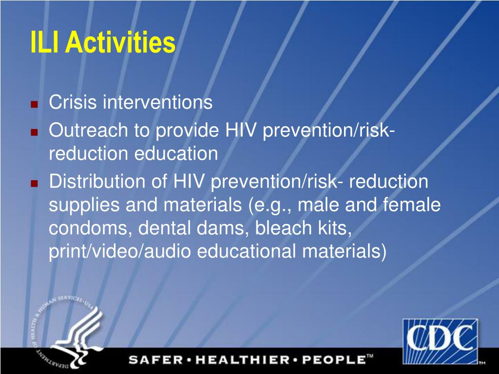 ILI Activities