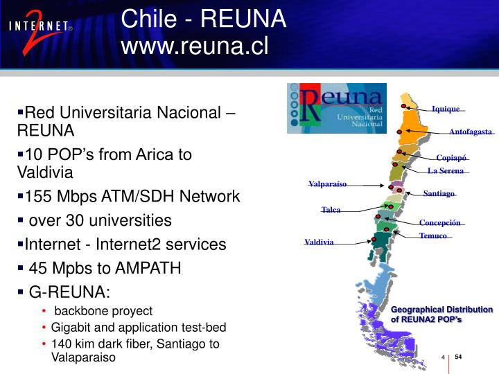 Red Universitaria Nacional – REUNA