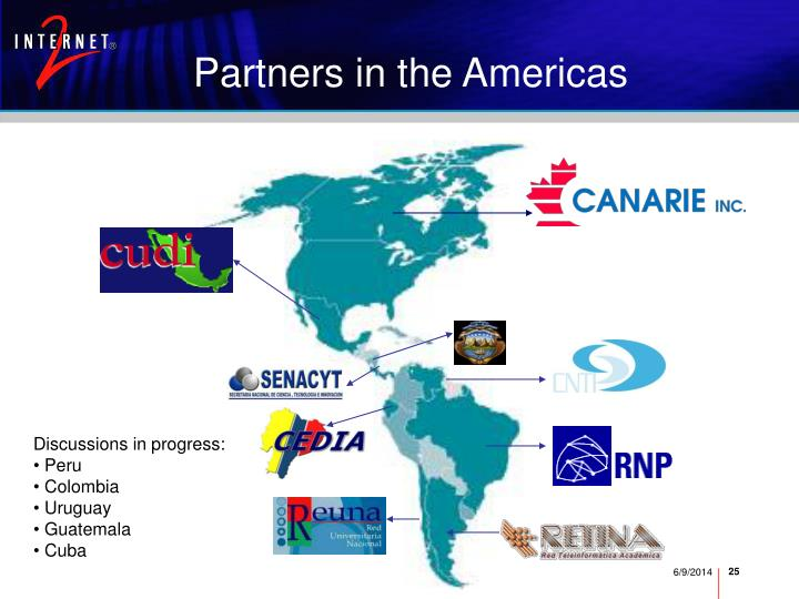 Partners in the Americas