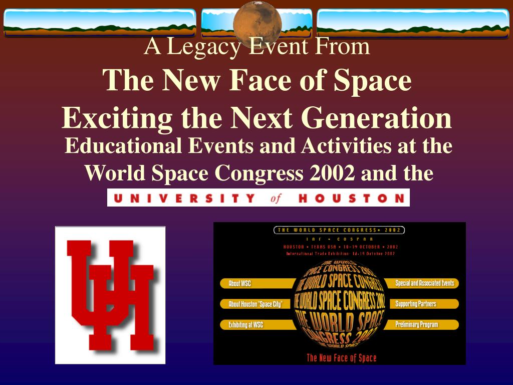 A Legacy Event From