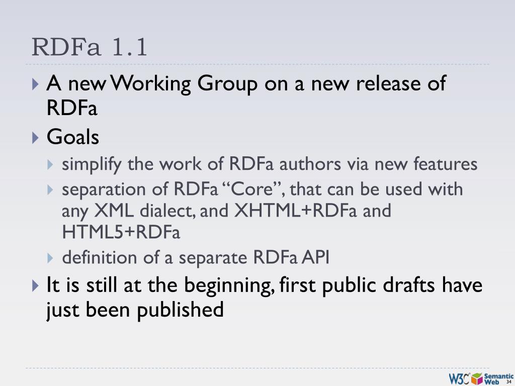 RDFa 1.1
