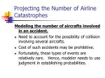 projecting the number of airline catastrophes19