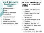 home community based services hcbs42