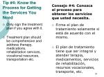 tip 4 know the process for getting the services you need56