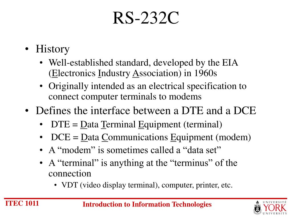 RS-232C