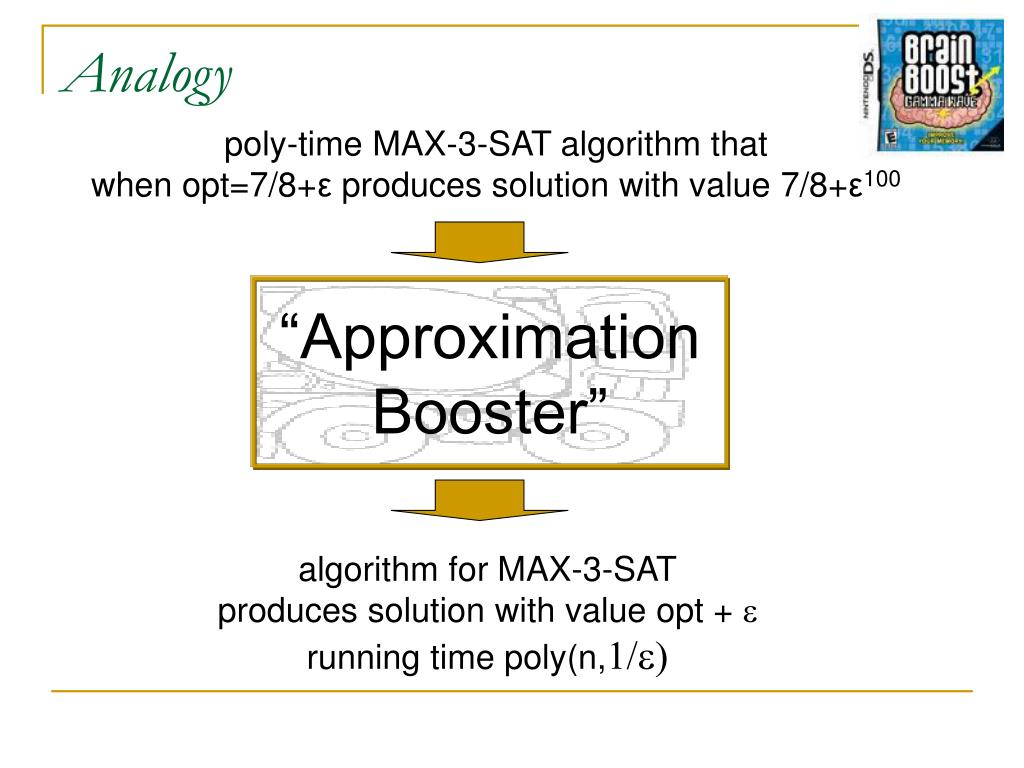 """Approximation"
