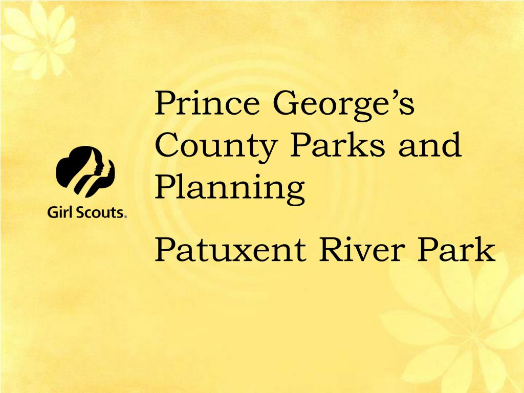 Prince George's County Parks and Planning