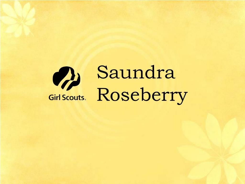 Saundra  Roseberry