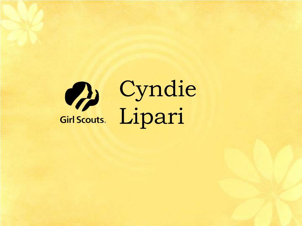 Cyndie  Lipari