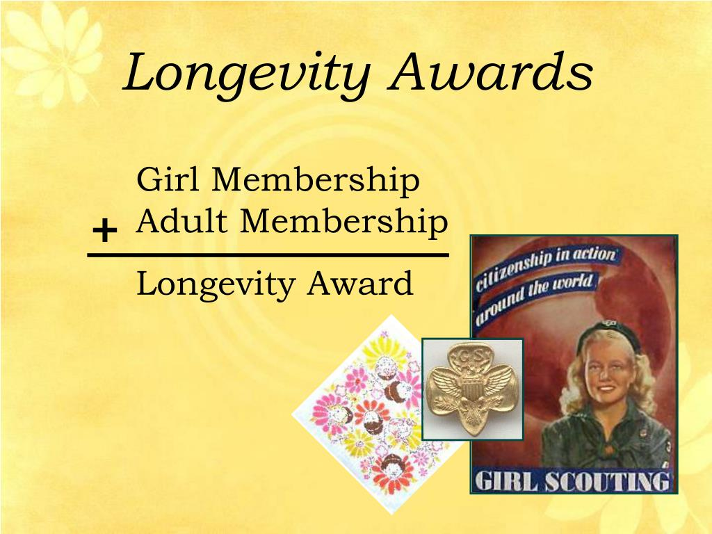 Girl Membership Adult Membership