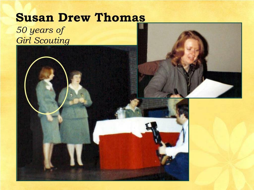 Susan Drew Thomas