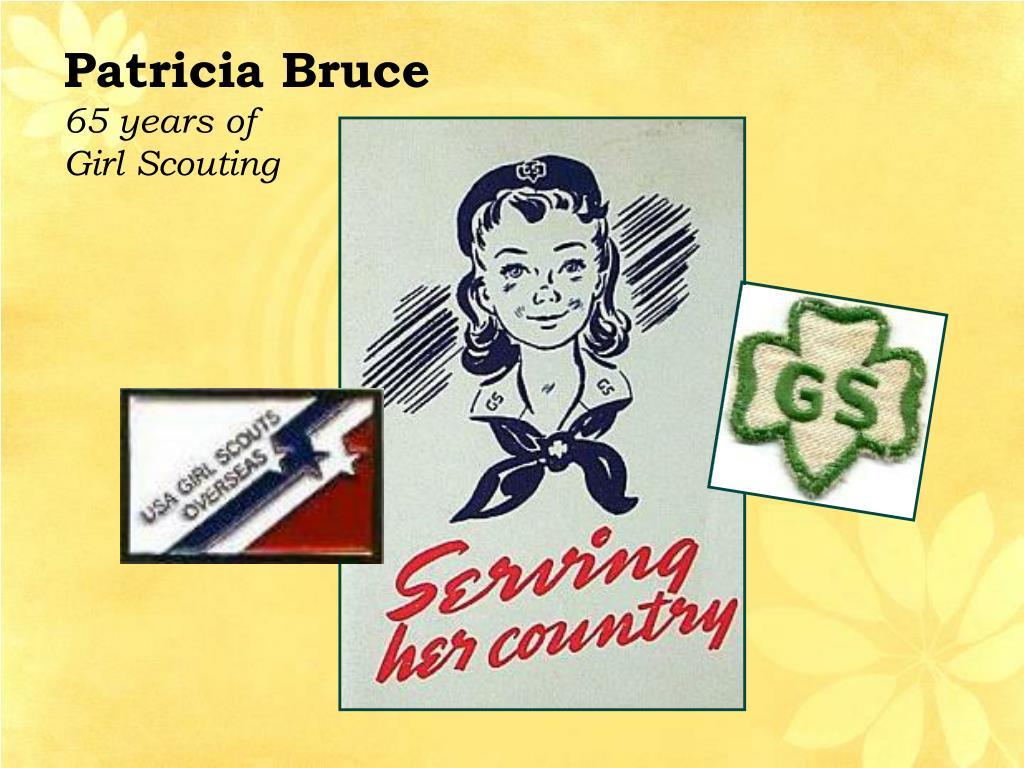 Patricia Bruce