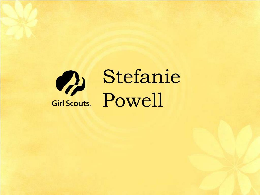 Stefanie Powell