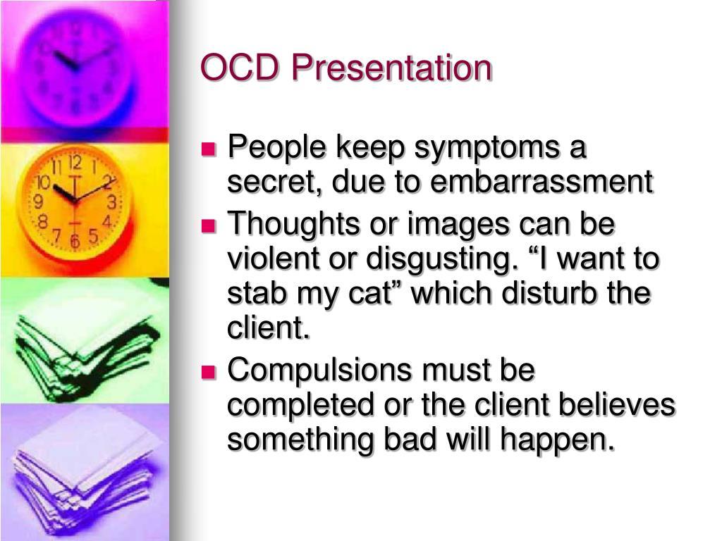 OCD Presentation