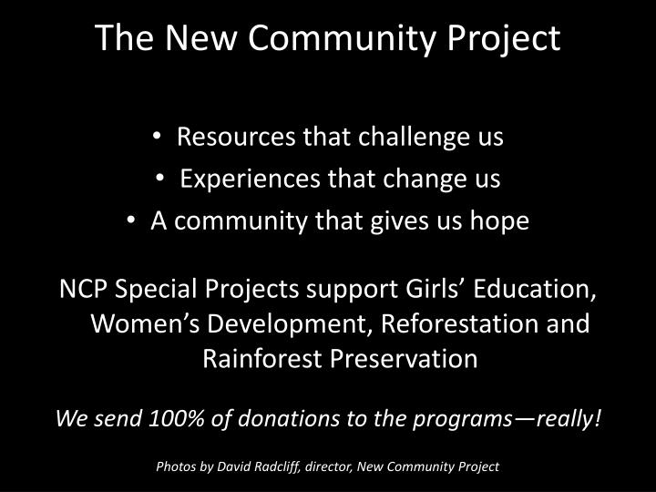 The new community project l.jpg