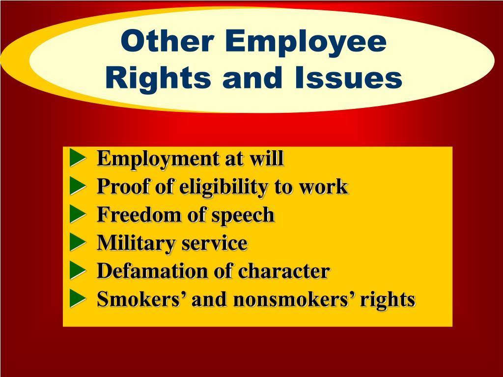 Other Employee