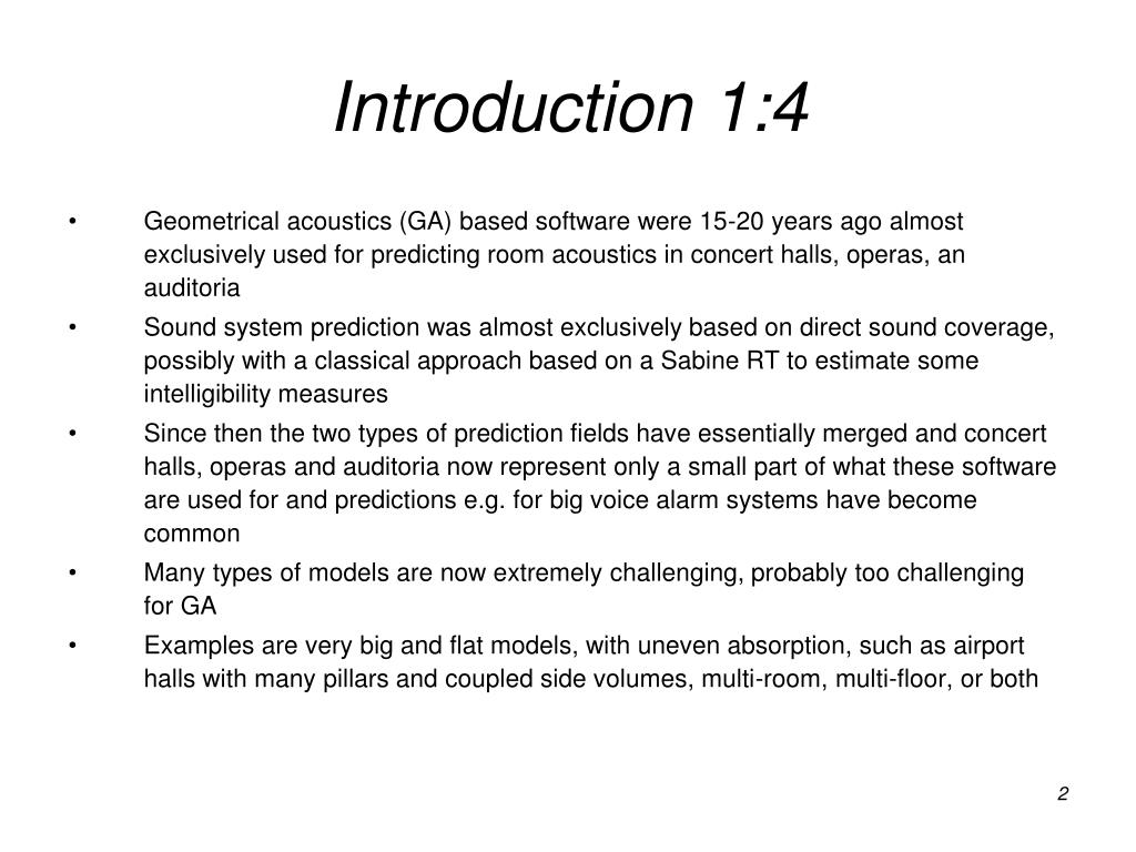 Introduction 1:4