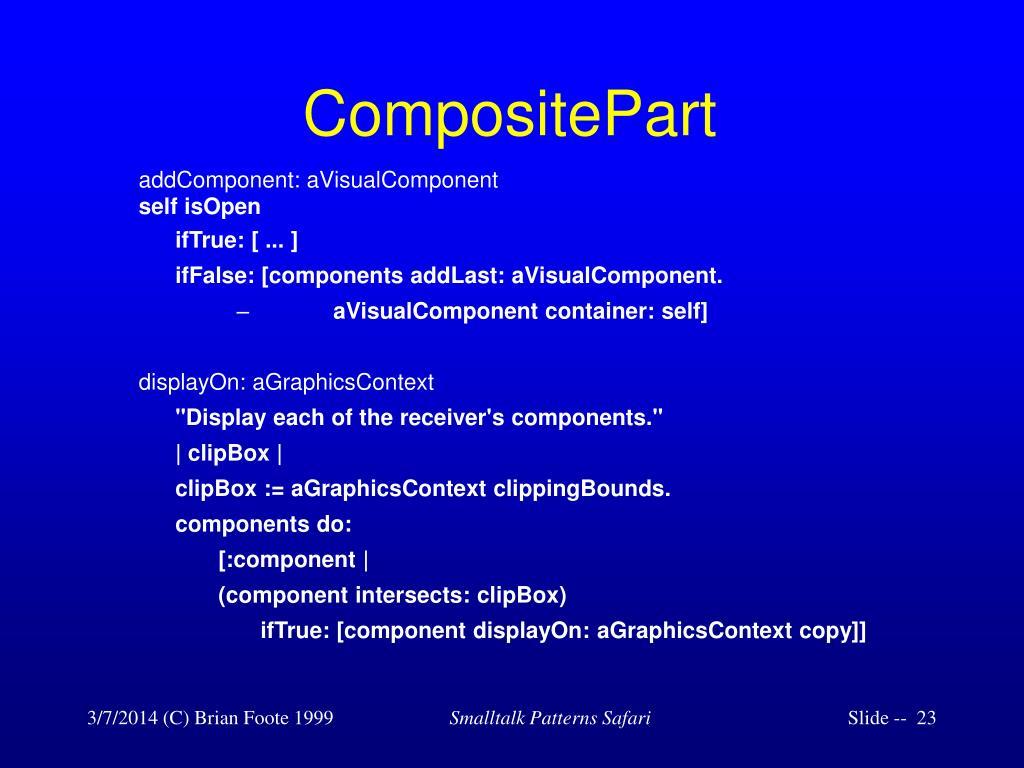 CompositePart