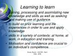 learning to learn9