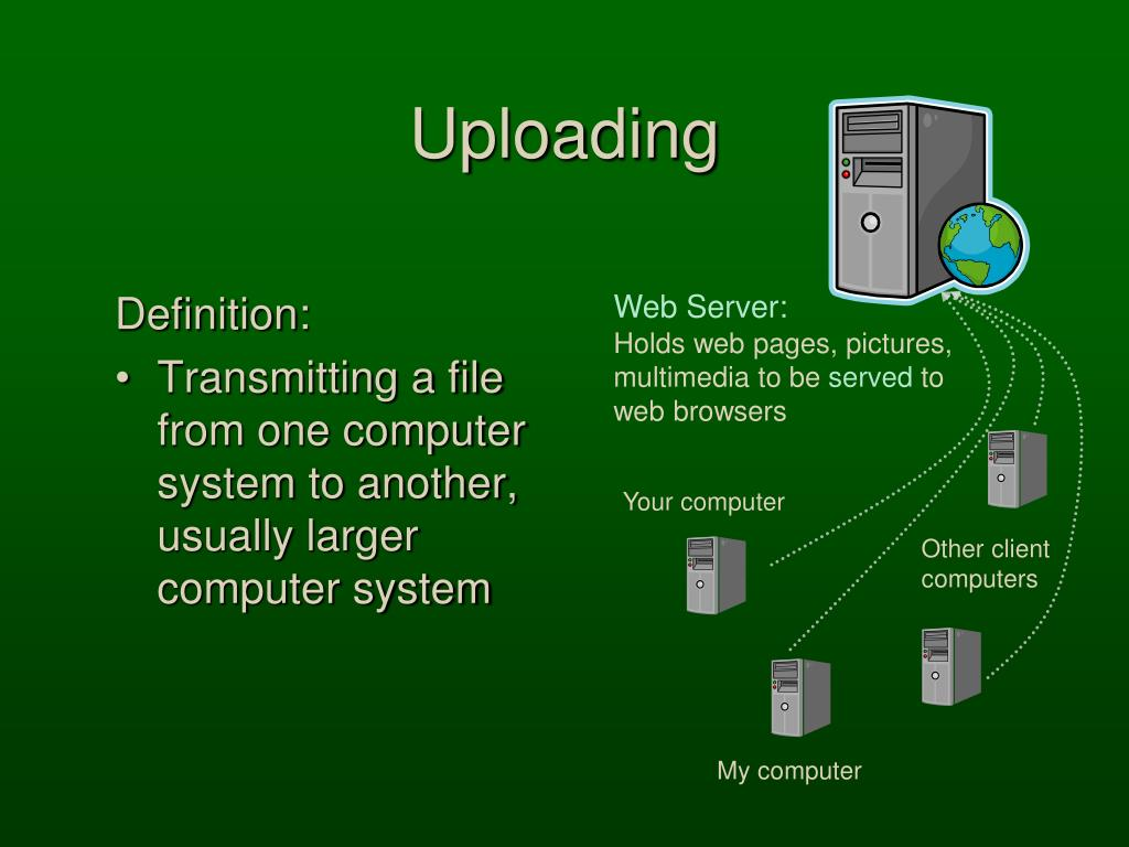 Web Server:
