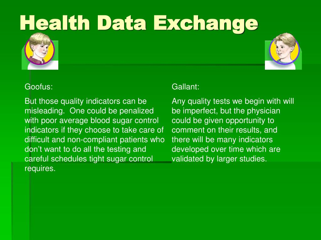 Health Data Exchange