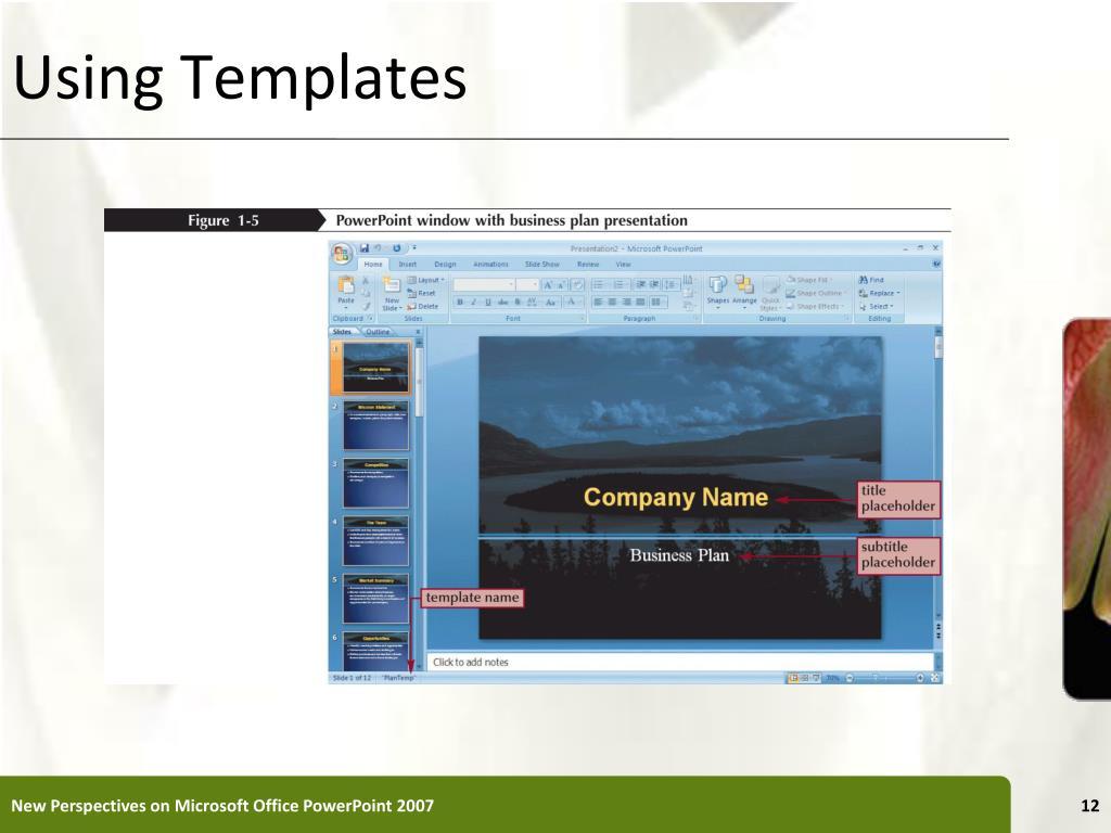 Using Templates