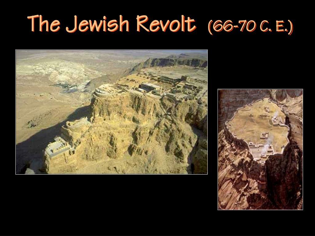 The Jewish Revolt