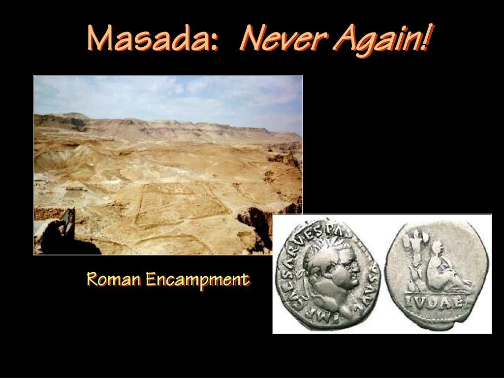 Masada: